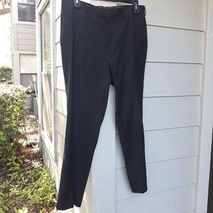 Axis L.A. Dress Pants Black Un-cuffed 38 / 30